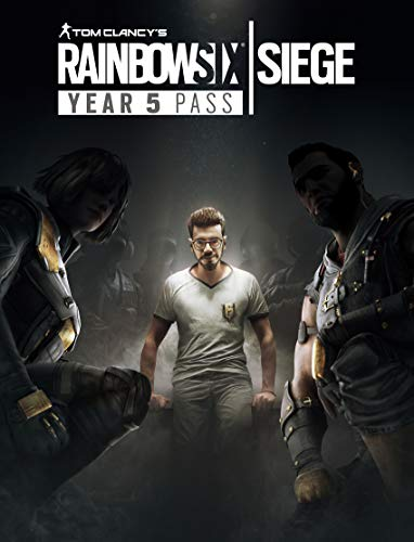 Tom Clancy's Rainbow Six Siege Year 5 Pass | PC Code - Uplay