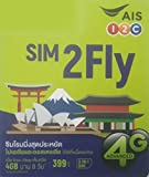 SIM2Fly アジア14ヶ国利用可能 SIMカード 3GB 8日間