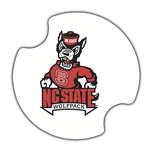 2-Pack Thirstystone University of Wisconsin Car Cup Holder Coaster