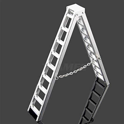 MeterMall Mini Simulate Ladder for 1/10 Trx-4 RC Crawler Car SCX10 D90 Upgrade Spare 150mm Long ladder