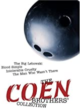 The Coen Brothers Collection: (The Big Lebowski / Blood Simple / The Man Who Wasn't There / Intolerable Cruelty)