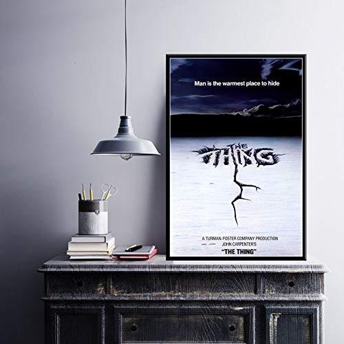 ganlanshu Anime Poster und Drucke Leinwand Malerei Wandbilder für Wohnzimmer Retro-Dekoration Home Decoration,Rahmenlose Malerei-50X75cm