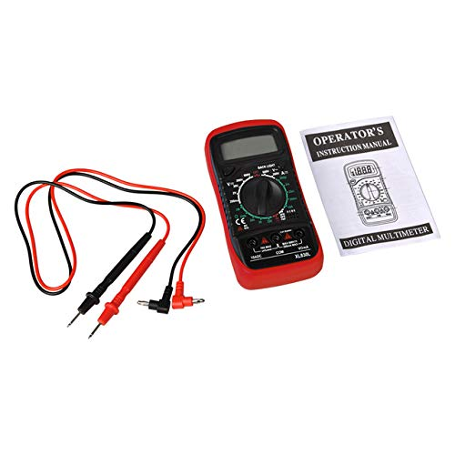 Digital Pocket Multimeter Multimetro Multi Meter Range Multimetros Transistor Tester Electronic,Blue