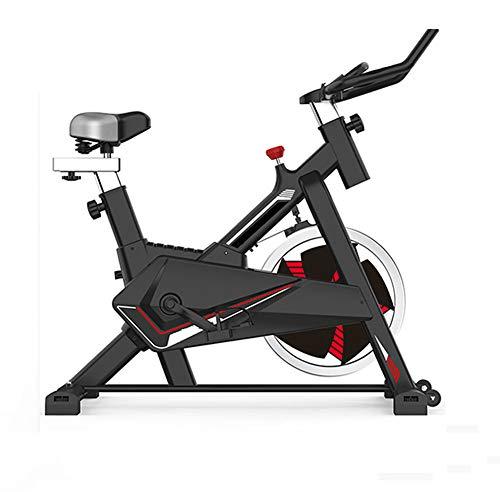 Professioneller Indoor Heimtrainer, Spinning Fahrrad, Flywheel, Verstellbaren Sitz Ultra-Quiet Riemenantrieb, Verstellbaren Magnetwiderstand Lenker Sitz An Bord, Für Den Fettabbau Training