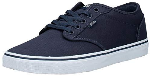 Vans Atwood Canvas, Sneaker Hombre, Azul (Navy/White 4k1), 43 EU