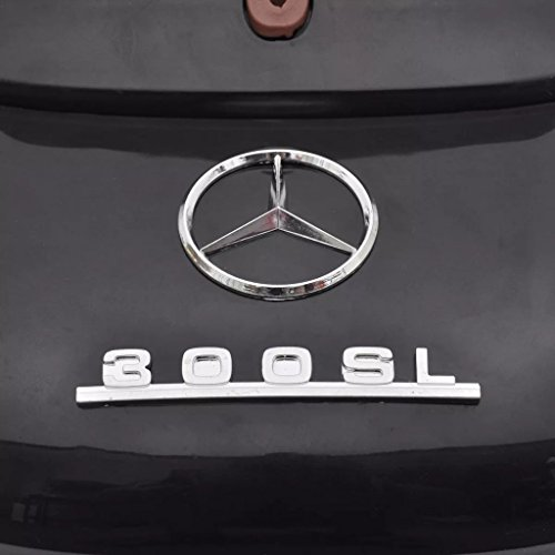 RC Auto kaufen Kinderauto Bild 3: vidaXL Elektro Kinder Auto Lizenz Mercedes-Benz 300SL Fahrzeug mit Fernbedienung*