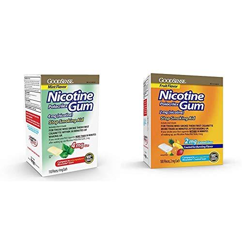 GoodSense NRT Mint & Fruit