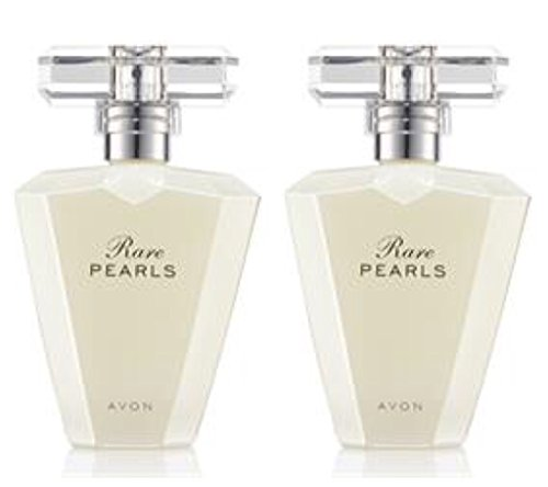 Avon Rare Pearls Eau de Parfum Spray 1.7 Fl Oz LOT OF 2 sold by The Glam Shop