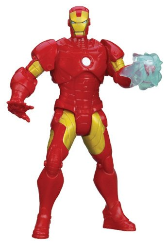 Avengers - A1823E270 - Figurine de Combat - Arc Strike Iron Man