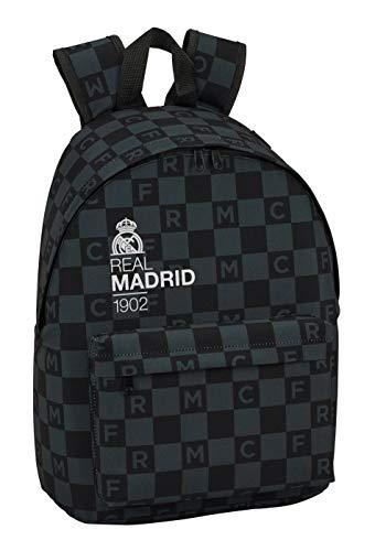 Real Madrid ST641849819, Unisex niños, Negro, 41 cm