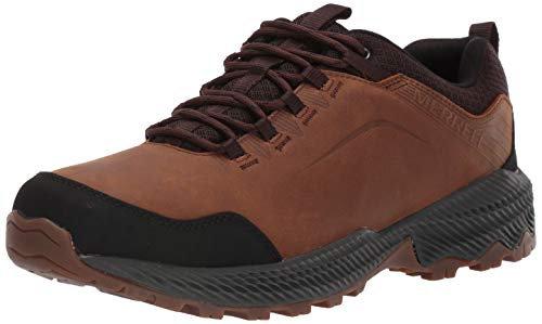Merrell mens Forestbound Hiking Shoe, Merrell Tan, 8.5 US