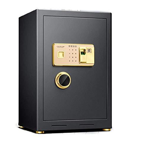 YIJIAHUI Safe Box Extra groot Elektronisch Staal Veilig Met Keypad En Vingerafdruk Ontgrendelen Voor Home Office Hotel Sieraden Cash Opslag voor Home Office en Hotels om Cash Sieraden op te slaan