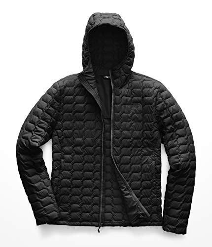 The North Face Men's Thermoball Hoodie - TNF Black Matte - L
