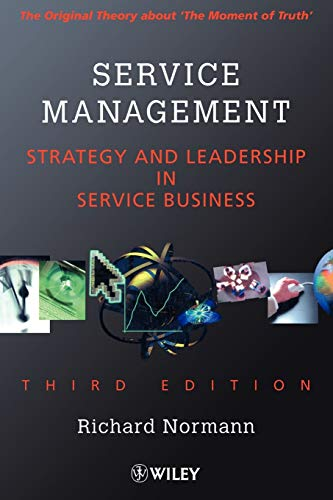Service Management 3e: Strategy and Leadership in Service Business