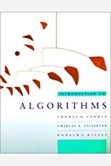 Introduction to Algorithms (MIT Electrical Engineering and Computer Science) Hardcover