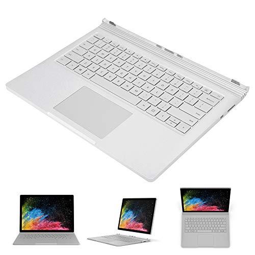 Diyeeni multifunctioneel toetsenbord, vervangend toetsenbord voor Microsoft Surface Book Keyboard Performance Base GTX 965M Model 1785, zonder vertraging