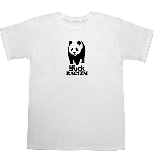 Fuck RACIZM T-shirts ホワイト M