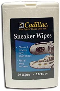 cadillac sneaker wipes