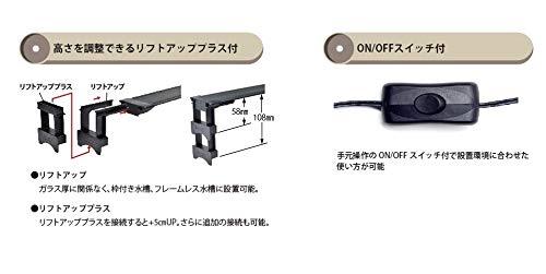 ゼンスイ『ZENSUIMULTICOLORLED600(ゼンスイマルチカラーLED600)』