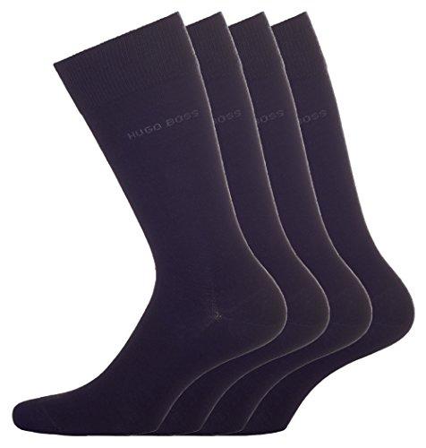 BOSS Hugo Herren Socken Twopack RS Uni 10112280 01, 4er Pack
