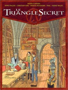 Le Triangle Secret - Tome 04: L'Evangile oublié