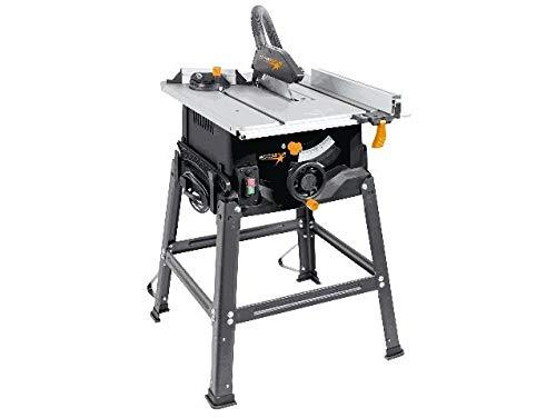Scheppach Tischkreissäge ST10S 2000 W mit Untergestell Kreissäge Tischsäge Säge
