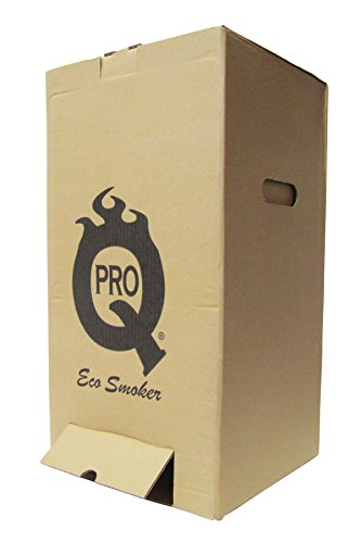 ProQ Fumoir Smoker Fumoir Eco-Économique À Associer Au Générateur De Fumée Froide