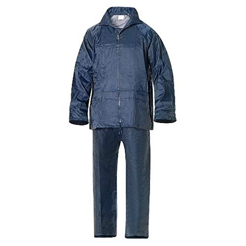 Wolfpack 15010020 Traje Agua, Azul, 8-XL