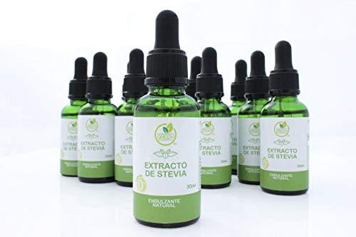 EXTRACTO DE STEVIA LIQUIDO 100% NATURAL