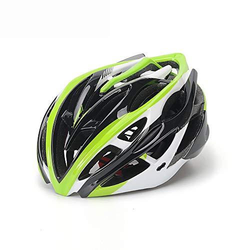 Specialized Caschetto Bici Adulto Casco Casco da Ciclismo Unisex per Bici da Corsa Allaperto Sicurezza Sportiva Casco da Bicicletta Superleggero Regolabile