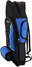 PROMATE Backpack Style Bag For Mask, Snorkel, & Fins Scuba Diving Gear Snorkeling Surfing Travel Overnight Back Pack Bag