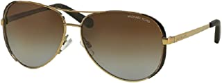 MK5004 CHELSEA Aviator Sunglasses For Women +FREE Complimentary Eyewear Care Kit