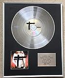 Century Music Awards - INDOCHINE - Disque platine CD édition limitée - PARADIZE