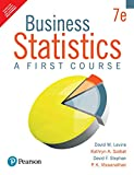 Business Statistics: A First Course 7e - Levine/Viswanathan