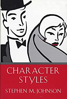 Character Styles