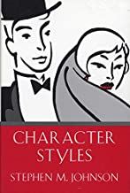 Best character styles stephen johnson Reviews