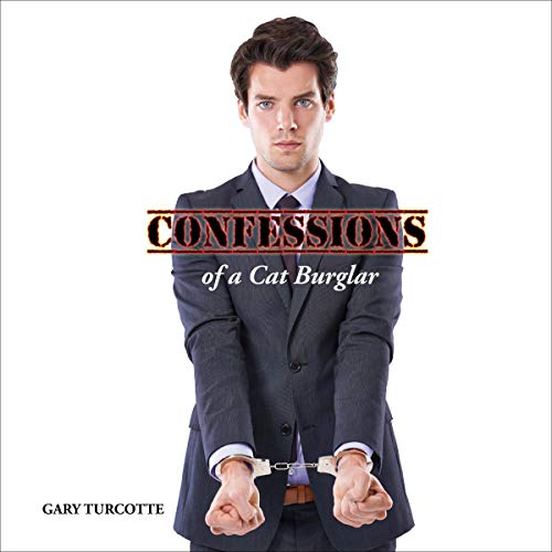 Confessions of a Cat Burglar cover art