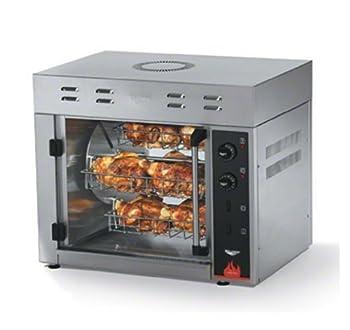 Vollrath  40704  8-Bird Electric Countertop Rotisserie Oven