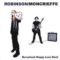 Rorschach Happy Love Skull
