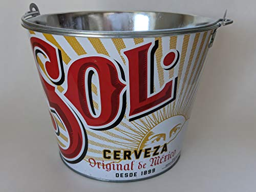 Sol Mexican Lager Beer Bucket