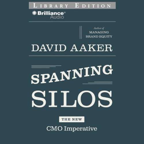 Spanning Silos audiobook cover art
