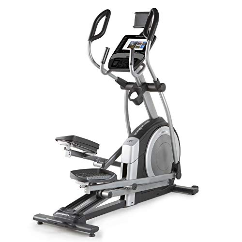 Nordictrack Unisex's Nordic Track Commercial 14.9 Elliptical Cross Trainer, black, adults
