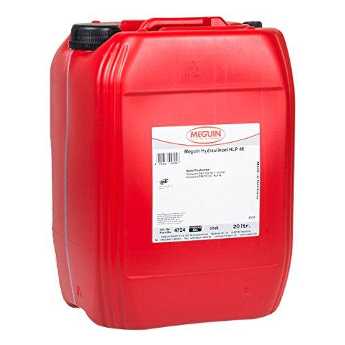 Meguin 4724 Megol Hydrauliköl HLP 46, 20 L