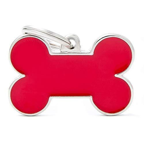 MyFamily Placas De Identificación para Perros 50 g