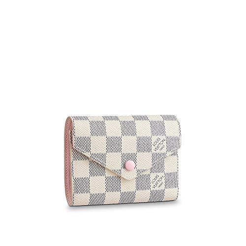 Louis Vuitton Damier Azur Canvas Victorine Wallet N64022