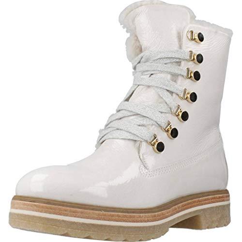 ALPE Stiefelleten/Boots Damen, Farbe Weiß, Marke, Modell Stiefelleten/Boots Damen 4488 53 Weiß