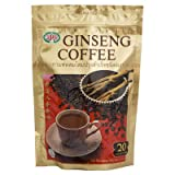 Super Instant Coffee Mixed Ginseng 400g. (20g.x20 Sachets)