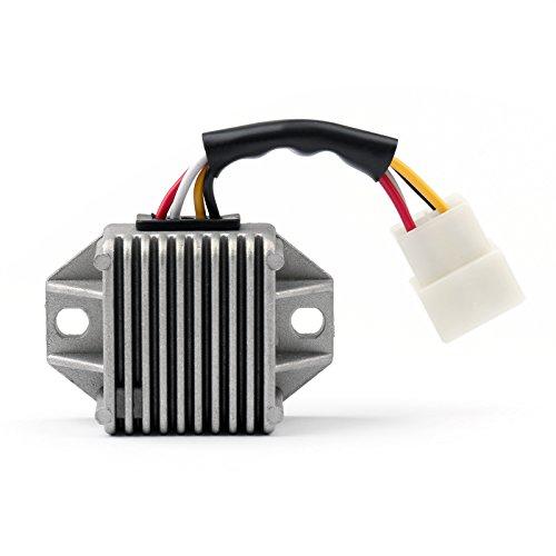Spannungsregler Gleichrichter für Yamaha BW350 DT125E DT125R XT350 XT350 N F H G