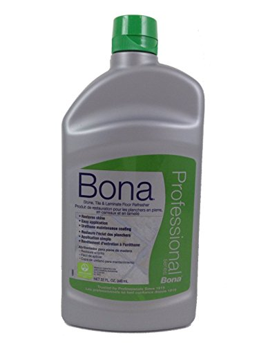 Bona Pro Series Wt760051164 Stone, Tile and Laminate Floor Refresher - 32 0z