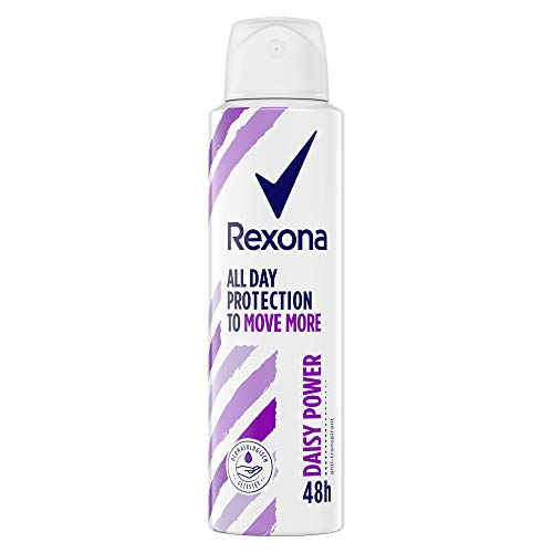 Rexona Women Antitranspirant Deospray Daisy Power, 6er Pack (6 x 150 ml)